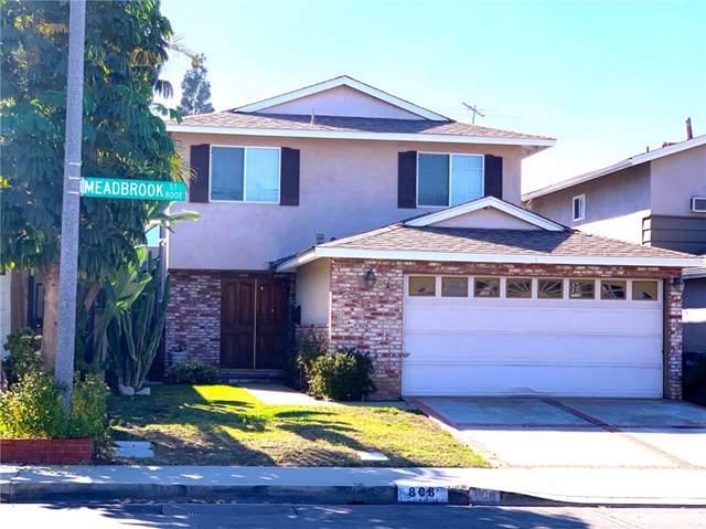 808 E Meadbrook Street, Carson, CA 90746 (#PW19253028) :: J1 Realty Group