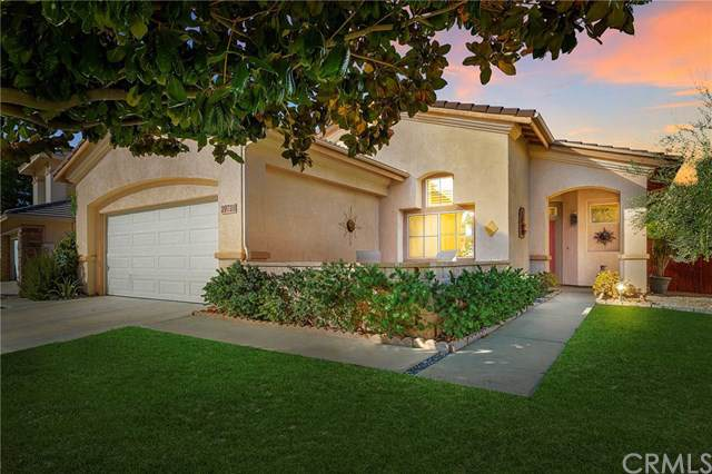 29728 Camino Cristal, Menifee, CA 92584 (#SW19252628) :: A|G Amaya Group Real Estate