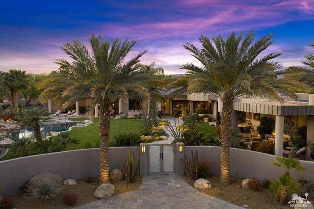 1 Canyon Creek, Rancho Mirage, CA 92270 (#219032648DA) :: RE/MAX Empire Properties