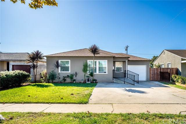1714 W Raymond Street, Compton, CA 90220 (#DW19253301) :: Allison James Estates and Homes