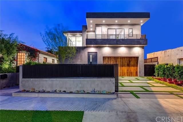 316 N Edinburgh Avenue, Los Angeles (City), CA 90048 (#SR19252783) :: The Parsons Team