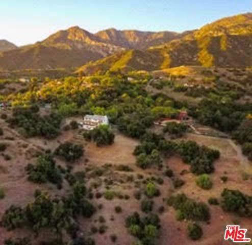 731 Las Canoas Place, Santa Barbara, CA 93105 (#19524754) :: RE/MAX Parkside Real Estate