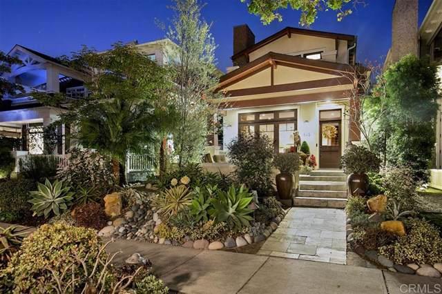 825 I Ave., Coronado, CA 92118 (#190058941) :: Steele Canyon Realty