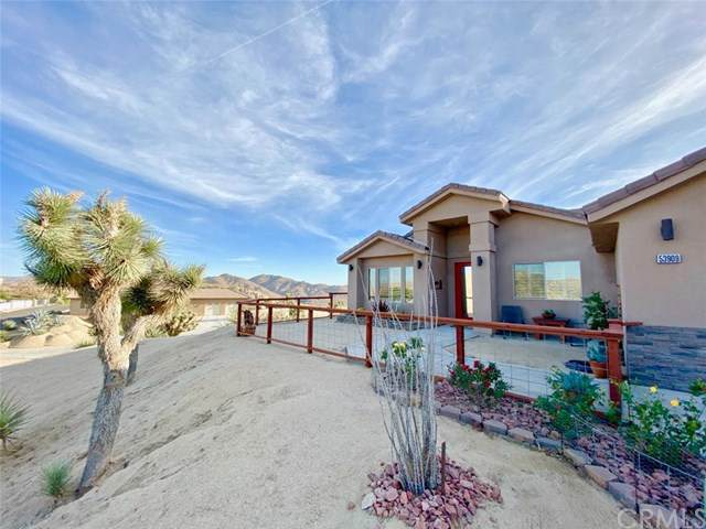 53909 Ridge Road, Yucca Valley, CA 92284 (#JT19253823) :: J1 Realty Group