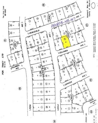 2136 Columbia Avenue, Salton City, CA 92275 (#219032744DA) :: J1 Realty Group