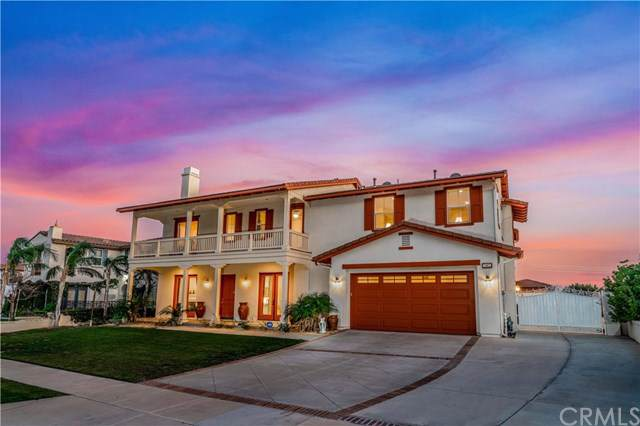 13821 Breeders Cup Drive, Rancho Cucamonga, CA 91739 (#CV19252865) :: Z Team OC Real Estate