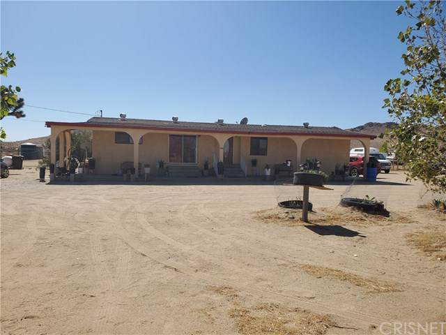 5146 Montiverde Road, Mojave, CA 93501 (#SR19253433) :: RE/MAX Parkside Real Estate
