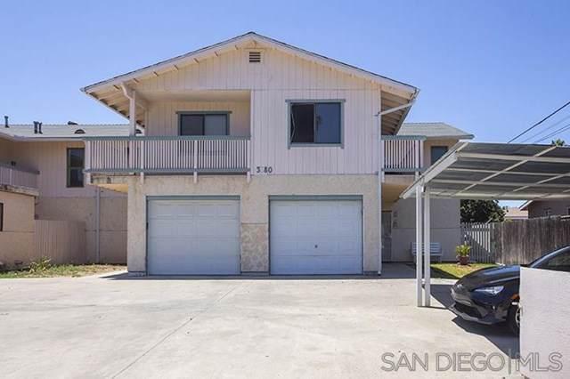 3180 Florine Dr #4, Lemon Grove, CA 91945 (#190059059) :: The Brad Korb Real Estate Group