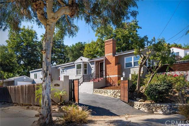 4949 Genevieve Avenue, Los Angeles (City), CA 90041 (#319004319) :: The Brad Korb Real Estate Group