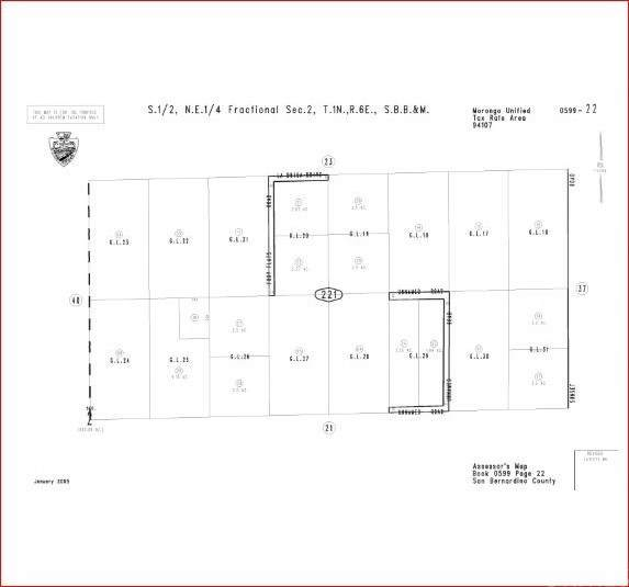 0 Foxy Flats Road, Joshua Tree, CA 92252 (#PW19253633) :: Legacy 15 Real Estate Brokers