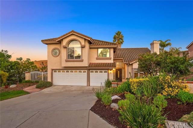 16037 Pinnacle Road, Chino Hills, CA 91709 (#TR19249713) :: J1 Realty Group