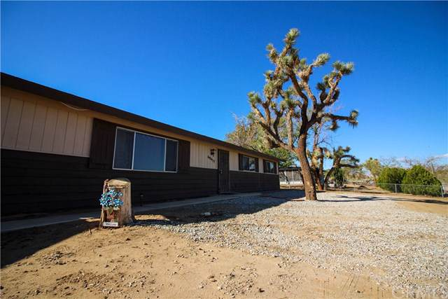 60457 La Mirada, Joshua Tree, CA 92252 (#JT19253413) :: Legacy 15 Real Estate Brokers