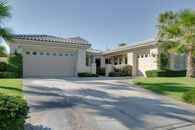 24 Bentley Road, Rancho Mirage, CA 92270 (#219032800DA) :: J1 Realty Group