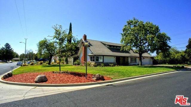 1781 Berkshire Drive, Thousand Oaks, CA 91362 (#19518924) :: RE/MAX Parkside Real Estate