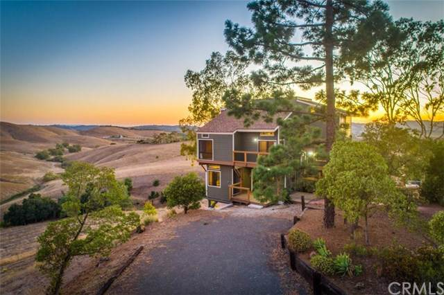 4890 Coyote Canyon Road, San Luis Obispo, CA 93401 (#SC19254989) :: RE/MAX Parkside Real Estate
