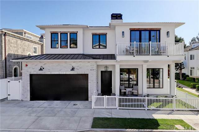 504 1st Street, Manhattan Beach, CA 90266 (#SB19252603) :: The Brad Korb Real Estate Group