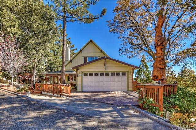 27393 Bison Drive, Lake Arrowhead, CA 92352 (#EV19255121) :: RE/MAX Estate Properties