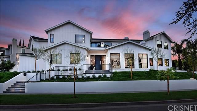 13800 Davana Terrace, Sherman Oaks, CA 91423 (#SR19255202) :: J1 Realty Group