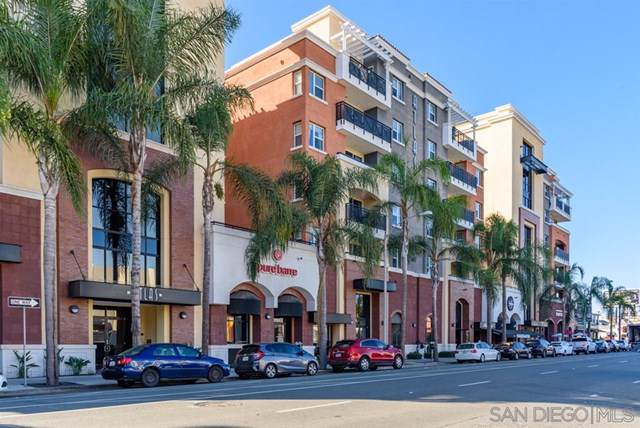 3650 5Th Ave #315, San Diego, CA 92103 (#190059274) :: Sperry Residential Group