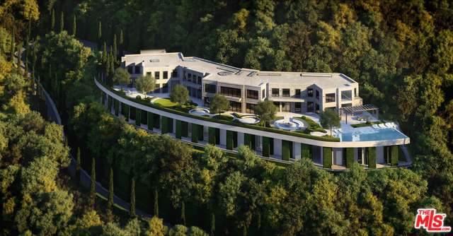 800 Tortuoso, Bel Air, CA 90077 (#19525868) :: Powerhouse Real Estate