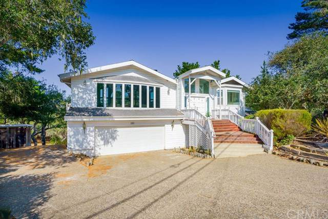 1265 Ardath Drive, Cambria, CA 93428 (#SP19254257) :: J1 Realty Group
