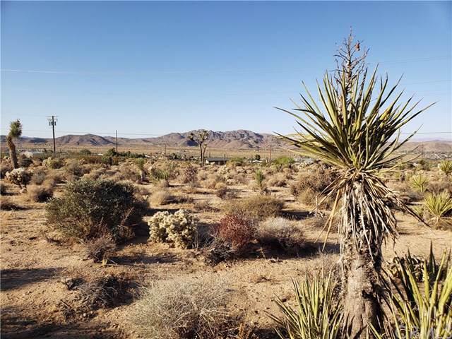 0 Alta Loma Drive, Joshua Tree, CA 92252 (#CV19255638) :: Allison James Estates and Homes