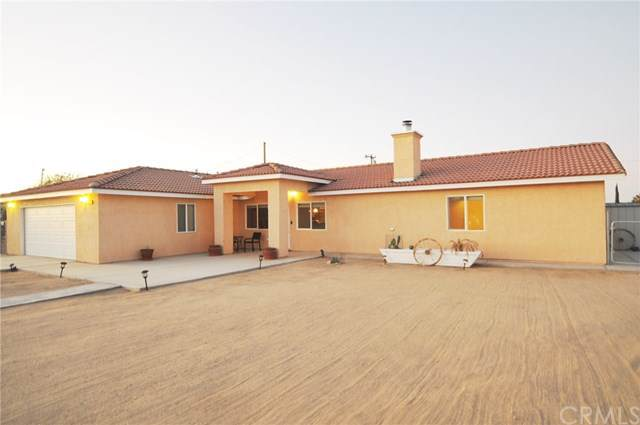 63418 4th Street S, Joshua Tree, CA 92252 (#IV19255671) :: Berkshire Hathaway Home Services California Properties