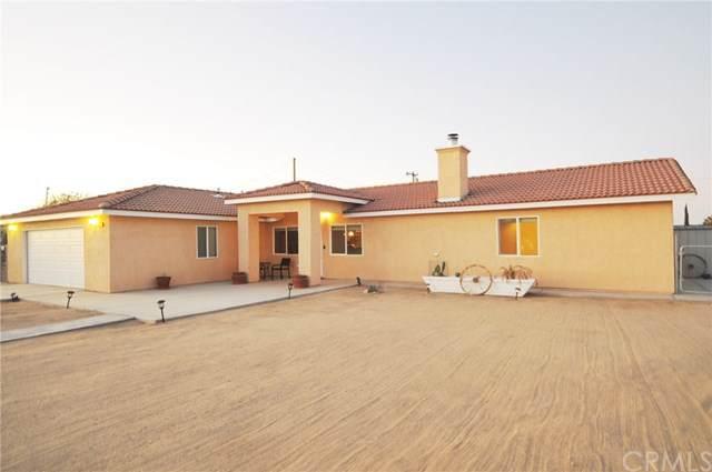 63418 4th Street S, Joshua Tree, CA 92252 (#IV19255671) :: Legacy 15 Real Estate Brokers