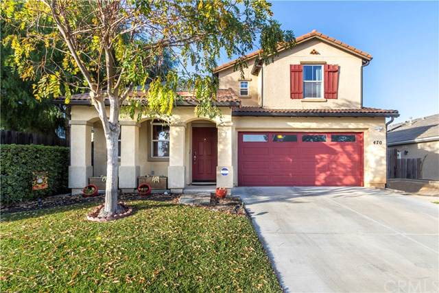 470 Kenton Court, Paso Robles, CA 93446 (#NS19254953) :: RE/MAX Parkside Real Estate
