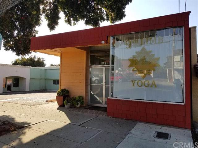 845 Napa Avenue, Morro Bay, CA 93442 (#SC19255954) :: Team Tami