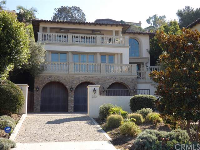 372 Via Almar, Palos Verdes Estates, CA 90274 (#PV19255819) :: The Miller Group