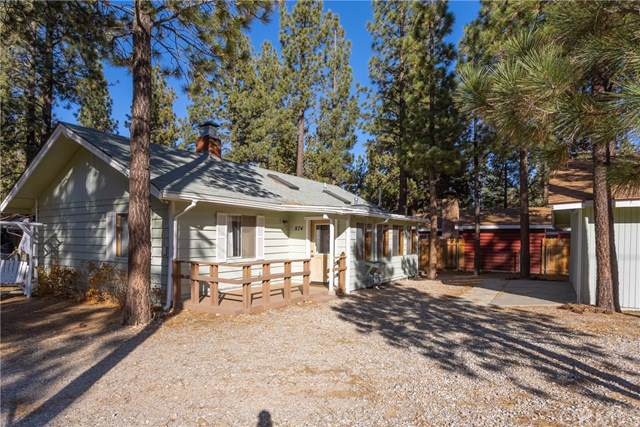 874 A Lane, Big Bear, CA 92314 (#PW19256018) :: J1 Realty Group