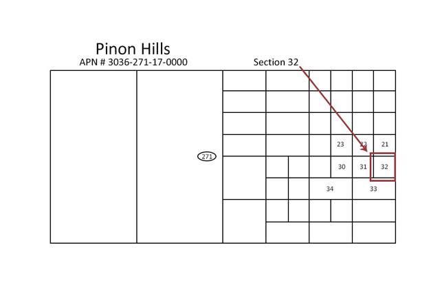 0 Vacant Lot, Pinon Hills, CA 92372 (#TR19256134) :: Millman Team