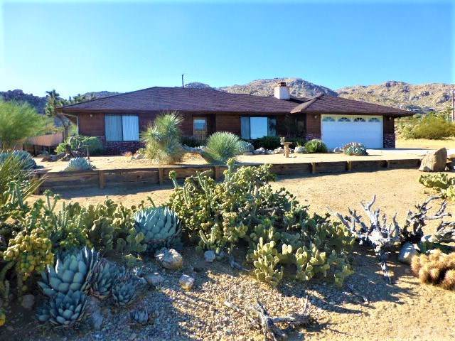 61029 Navajo, Joshua Tree, CA 92252 (#JT19256122) :: Legacy 15 Real Estate Brokers