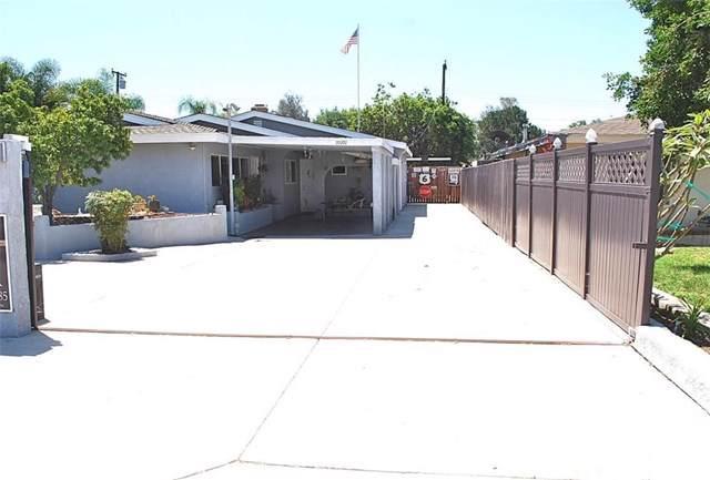 20202 E Santiago Canyon Road, Orange, CA 92869 (#OC19256162) :: Keller Williams Realty, LA Harbor