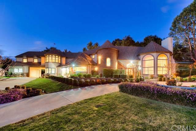 1745 Hollyhill Lane, Glendora, CA 91741 (#CV19255772) :: Sperry Residential Group
