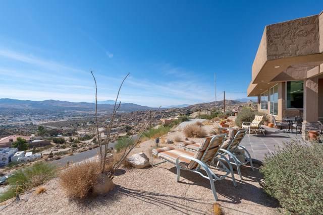 57470 Bandera Road, Yucca Valley, CA 92284 (#219032987PS) :: Allison James Estates and Homes