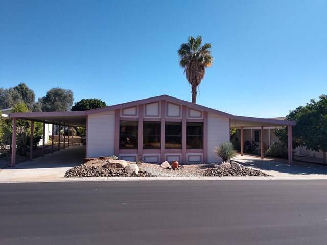73450 Country Club Drive #32, Palm Desert, CA 92260 (#219033056DA) :: Cal American Realty
