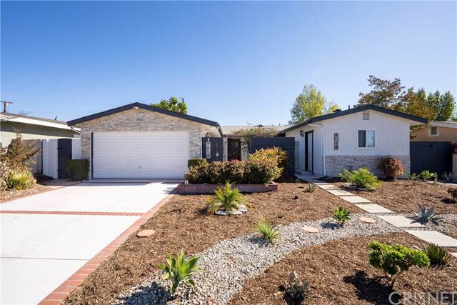 9618 Gerald Avenue, Northridge, CA 91343 (#SR19255495) :: Fred Sed Group