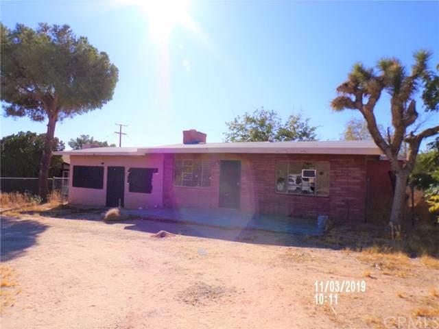 61829 Hilltop Drive, Joshua Tree, CA 92252 (#JT19256943) :: Berkshire Hathaway Home Services California Properties