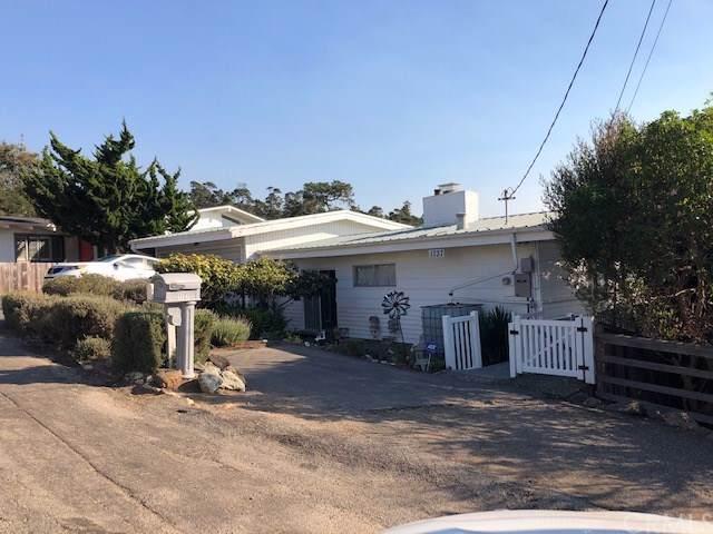 1737 Saint Thomas Avenue, Cambria, CA 93428 (#SP19256907) :: J1 Realty Group