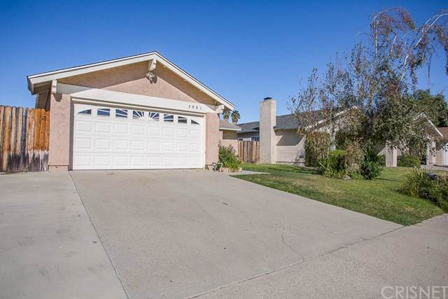 3981 Frandon Court, Simi Valley, CA 93063 (#SR19257018) :: J1 Realty Group