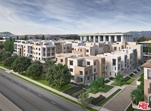 358 W Green Street #311, Pasadena, CA 91105 (#19526626) :: The Brad Korb Real Estate Group