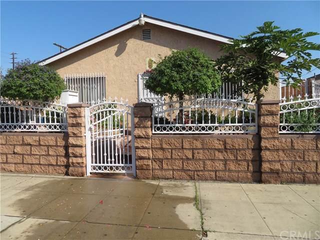 532 N Wilmington Boulevard, Wilmington, CA 90744 (#IV19257087) :: Sperry Residential Group