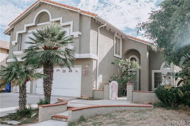15393 Ridgecrest Drive, Fontana, CA 92337 (#CV19257197) :: Mainstreet Realtors®