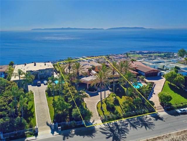 6224 Ocean Terrace Drive, Rancho Palos Verdes, CA 90275 (#PV19249051) :: Millman Team