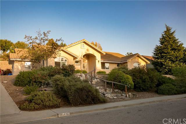 2023 Summit Drive, Paso Robles, CA 93446 (#NS19253602) :: RE/MAX Parkside Real Estate