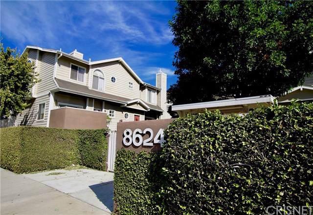 8624 De Soto Avenue #123, Canoga Park, CA 91304 (#SR19257313) :: Allison James Estates and Homes