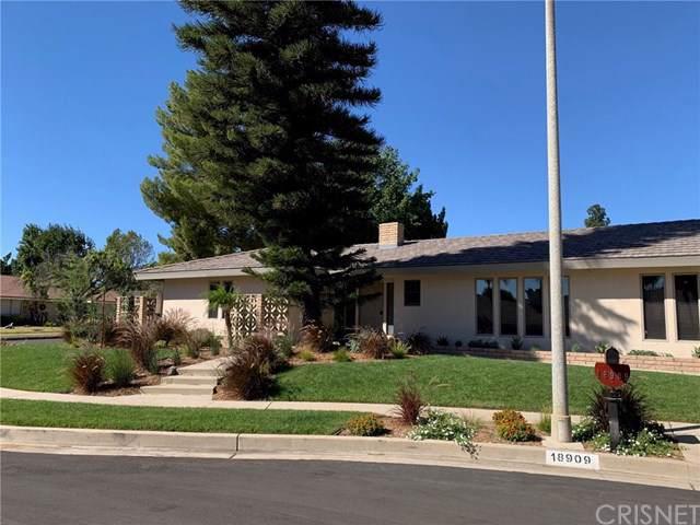 18909 Romar Street, Northridge, CA 91324 (#SR19257562) :: Fred Sed Group