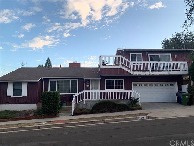 1103 W Crestwood Avenue, San Pedro, CA 90732 (#SB19257568) :: Sperry Residential Group